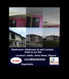 7 bedroom House for sale Jeddo  Warri Delta