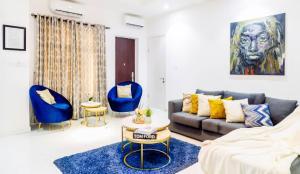 3 bedroom Flat / Apartment for shortlet Off Elegba ONIRU Victoria Island Lagos