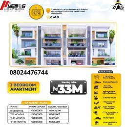 3 bedroom Flat / Apartment for sale Abraham adesanya estate Ajah Lagos