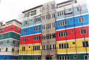 3 bedroom Flat / Apartment for sale Peace Estate, By Clay Bus Stop, Oregun Lagos Oregun Ikeja Lagos