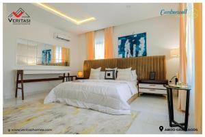 Flat / Apartment for sale Inside Abijo GRA.  4 minutes' drive from Novare Mall (ShopRite Sangotedo) Abijo Ajah Lagos