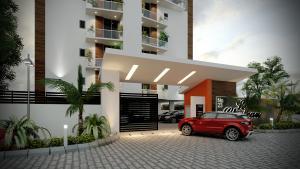 3 bedroom Blocks of Flats House for sale Royal Palms Drive  Osborne Foreshore Estate Ikoyi Lagos