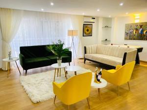 3 bedroom Flat / Apartment for shortlet . Ligali Ayorinde Victoria Island Lagos