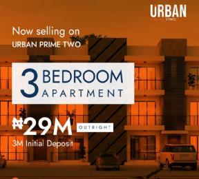 3 bedroom Flat / Apartment for sale Urban prime 2 Abraham adesanya Ajah Lagos