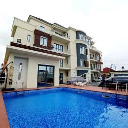 3 bedroom Blocks of Flats for rent Lekki Phase 1 Lekki Lagos