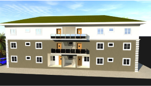 3 bedroom Flat / Apartment for sale Afia Court Remlek Estate Badore Ajah Lagos