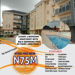 3 bedroom Blocks of Flats House for sale OFF ADMIRALTY WAY, LEKKI PHASE 1 Lekki Phase 1 Lekki Lagos