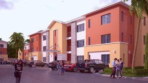 3 bedroom Blocks of Flats House for sale 2/1, close to InfiniteMart Supermarket Kubwa Abuja
