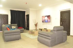3 bedroom Studio Apartment Flat / Apartment for shortlet Chief Yesuf Abiodun street ONIRU Victoria Island Lagos