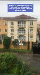 3 bedroom Studio Apartment Flat / Apartment for sale Milverton estate Agungi/shoprite road jakande  Jakande Lekki Lagos