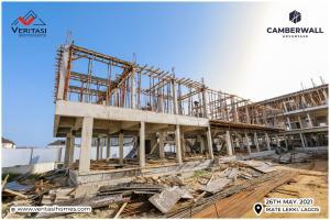 Semi Detached Duplex House for sale Ikate Lekki Lagos