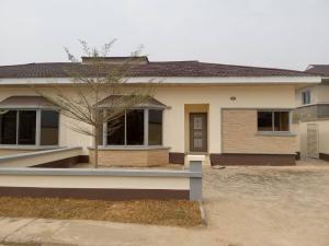 3 bedroom Detached Bungalow for sale Along Ibadan Express Way, After The Long Bridge Obafemi Owode Ogun