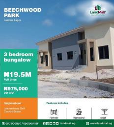 3 bedroom Detached Bungalow for sale Lakowe Sangotedo Lagos