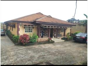 Detached Bungalow House for sale IFAKO IJAYE Ifako-gbagada Gbagada Lagos