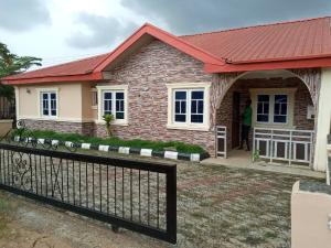 3 bedroom Detached Bungalow House for rent Wuye Abuja