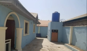 3 bedroom Detached Bungalow House for sale Halleluyah, Osogbo Osun