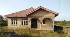 3 bedroom Flat / Apartment for sale Road 1,orita Obele Estate Gate Akure Ondo