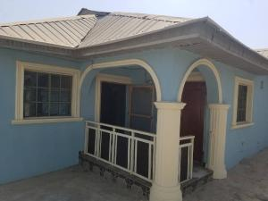 3 bedroom Semi Detached Bungalow House for sale Halleluyah Estate Osogbo Osun
