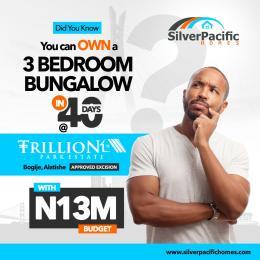 Detached Bungalow House for sale bogije shangotedo Bogije Sangotedo Lagos