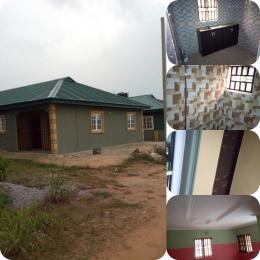3 bedroom Detached Bungalow House for sale Inside RCCG camp Mowe Obafemi Owode Ogun