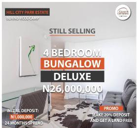 3 bedroom Detached Bungalow for sale Shimawa Obafemi Owode Ogun