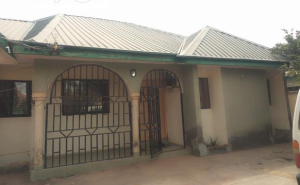 3 bedroom Detached Bungalow House for sale bwari Kubwa Abuja