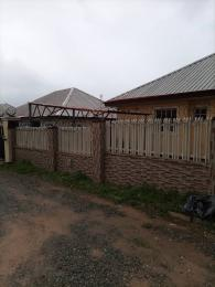 3 bedroom Detached Bungalow House for sale Located at liberty estate Lugbe Abuja