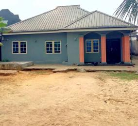 3 bedroom Detached Bungalow House for sale Off Nta Road Ozuoba Port Harcourt Rivers