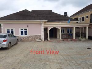 3 bedroom Detached Bungalow House for sale Gloryland estate just 20 mins drive to Secretariat  Ikeja Lagos