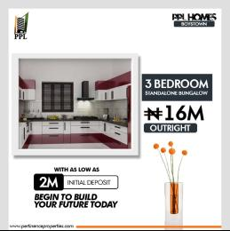 3 bedroom Terraced Bungalow House for sale Boys Town Ipaja Lagos