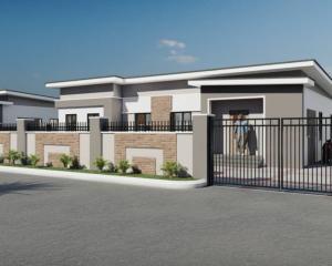 3 bedroom Terraced Bungalow House for sale Oki Before Olodo  Iwo Rd Ibadan Oyo