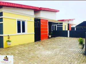 4 bedroom Detached Bungalow House for sale Oxford estate, along lotto bus stop, Ogun state Kajola Obafemi Owode Ogun