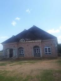 Detached Bungalow House for sale - Yenegoa Bayelsa