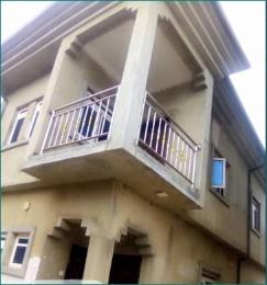 3 bedroom Detached Duplex House for sale                 Ago palace Okota Lagos