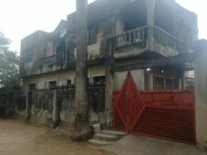3 bedroom Semi Detached Duplex House for sale Akinwale street Ogba Bus-stop Ogba Lagos