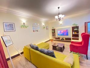House for shortlet chevron Lekki Lagos