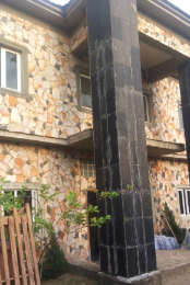 3 bedroom Detached Duplex House for rent Emeka Nzom Street, Greenfield Estate Ago palace Okota Lagos