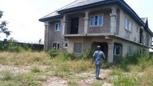 3 bedroom Semi Detached Duplex House for sale L F I ESTATE BAYEKU IKORODU LAGOS  Igbogbo Ikorodu Lagos