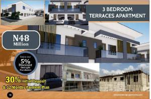 3 bedroom Terraced Duplex House for sale Opposite Nicon in Lekki Town Nicon Town Lekki Lagos