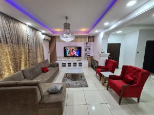 3 bedroom Terraced Duplex for shortlet Horizon 2 Estate, After Meadow Hall School, Ikate Ikate Lekki Lagos