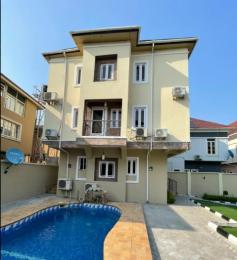 3 bedroom Detached Duplex House for shortlet   Idado Lekki Lagos