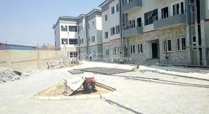 3 bedroom Flat / Apartment for sale  Luxury 3 Bedroom Flat With Bq At Guzape, Pp Estate, Close To Coza Guzape Abuja