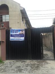 3 bedroom Flat / Apartment for rent seriki Abasi close off osolo way Airport Road Oshodi Lagos