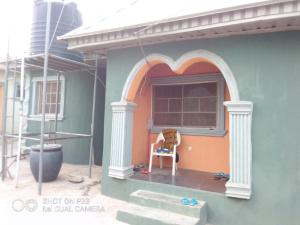 Detached Bungalow House for sale Iyana Agbala new ife road Alakia ibadan  Alakia Ibadan Oyo