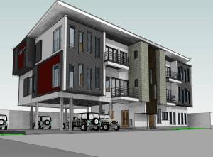 3 bedroom Shared Apartment Flat / Apartment for sale .  Ikosi-Ketu Kosofe/Ikosi Lagos