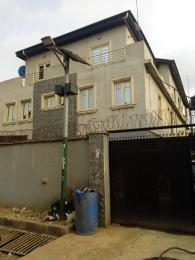 3 bedroom Blocks of Flats House for rent   Bye pass Ilupeju Ilupeju Lagos