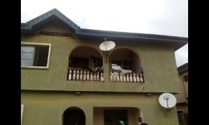 3 bedroom Flat / Apartment for rent Benjamin Obire street  beside Lion of Judah Church Powerline Egbeda Lagos