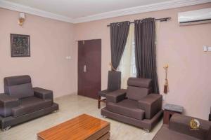 3 bedroom Flat / Apartment for shortlet Estate Apple junction Amuwo Odofin Lagos