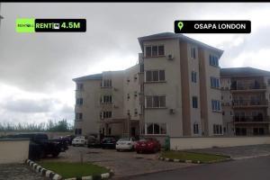 Flat / Apartment for rent Pinnock Beach Estate Osapa london Lekki Lagos