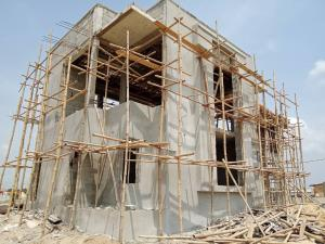 4 bedroom Self Contain for sale Adjacent Novare Mall(shoprite) Sangotedo Lagos